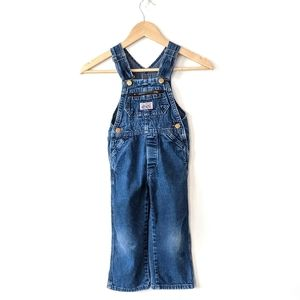 Vintage Liberty Denim Overalls Size 4T